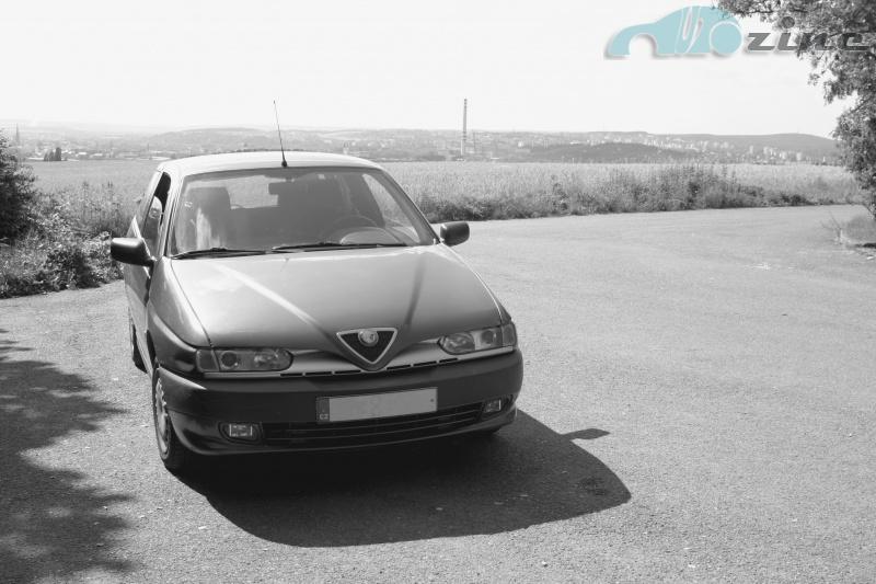 TEST Alfa Romeo 145