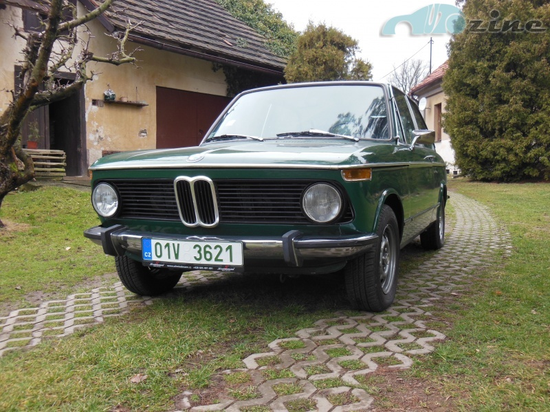 TEST BMW 1802 Touring