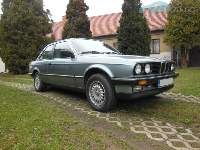 TEST BMW řada 3