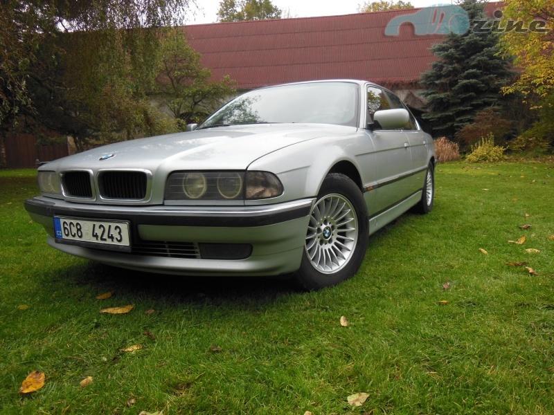 TEST BMW řada 7