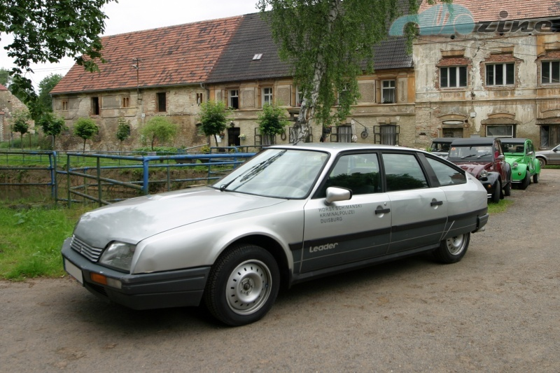 TEST Citroën CX