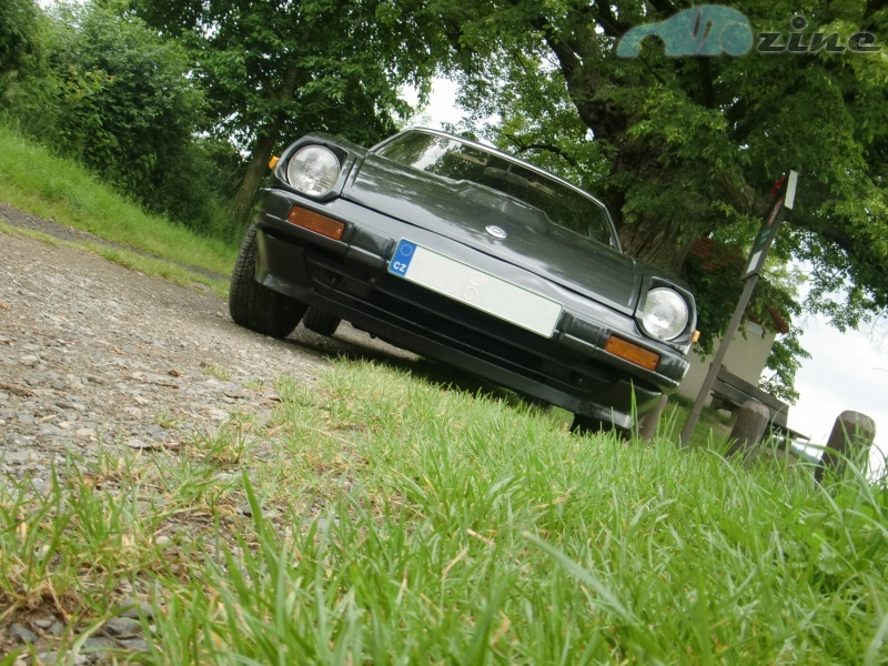 TEST Datsun 280 ZX Turbo Targa