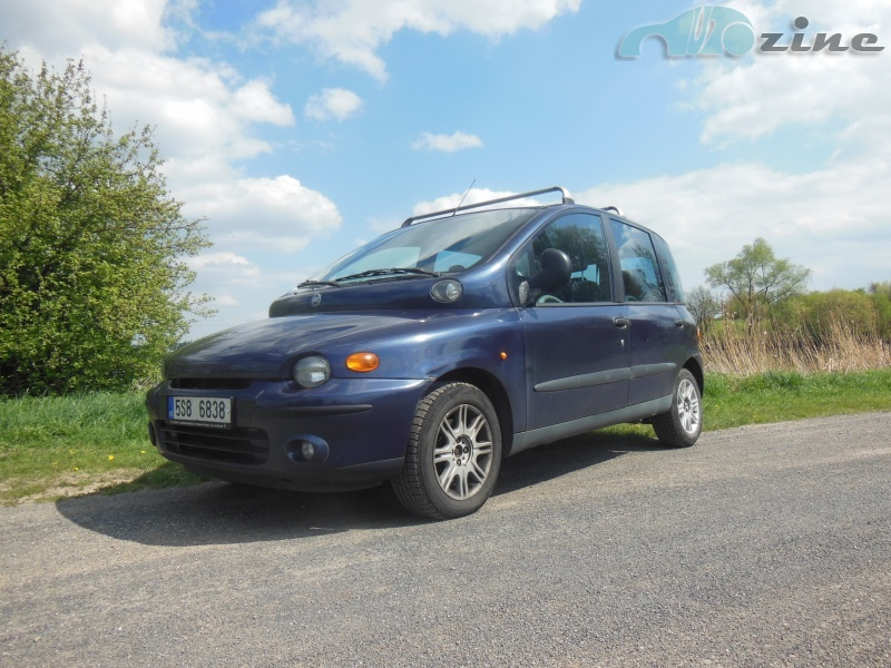 TEST Fiat Multipla