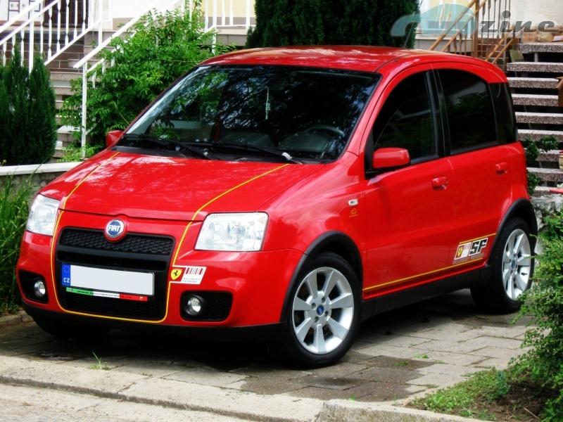 TEST Fiat Panda 100HP