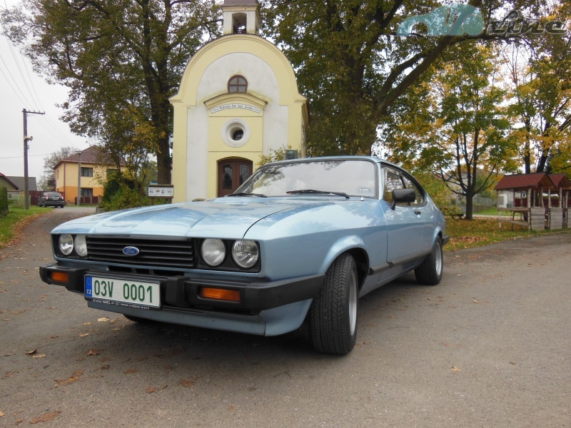 TEST Ford Capri
