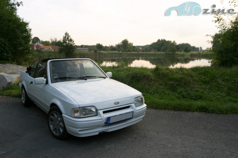 TEST Ford Escort Cabrio