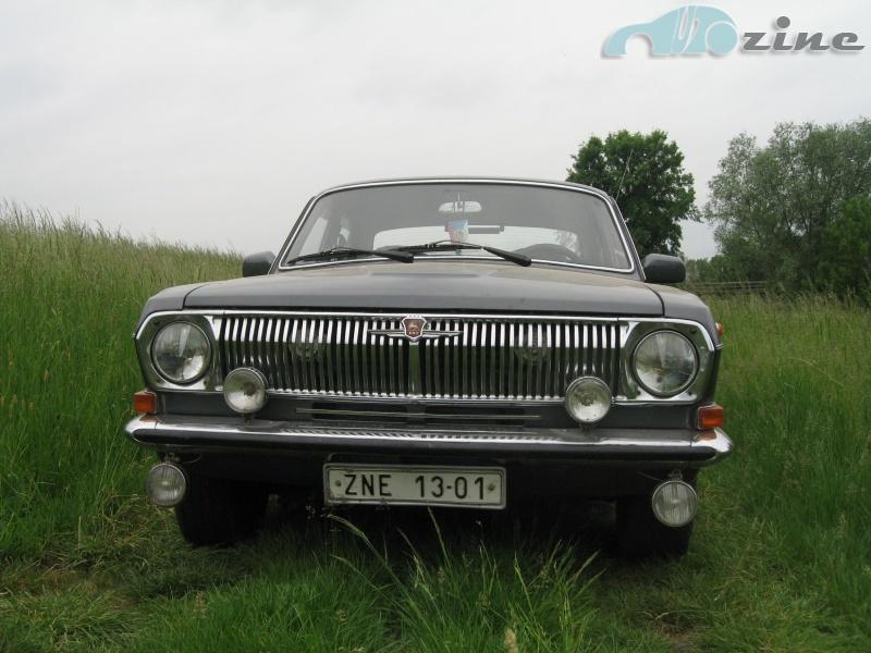 TEST GAZ 24 Volha