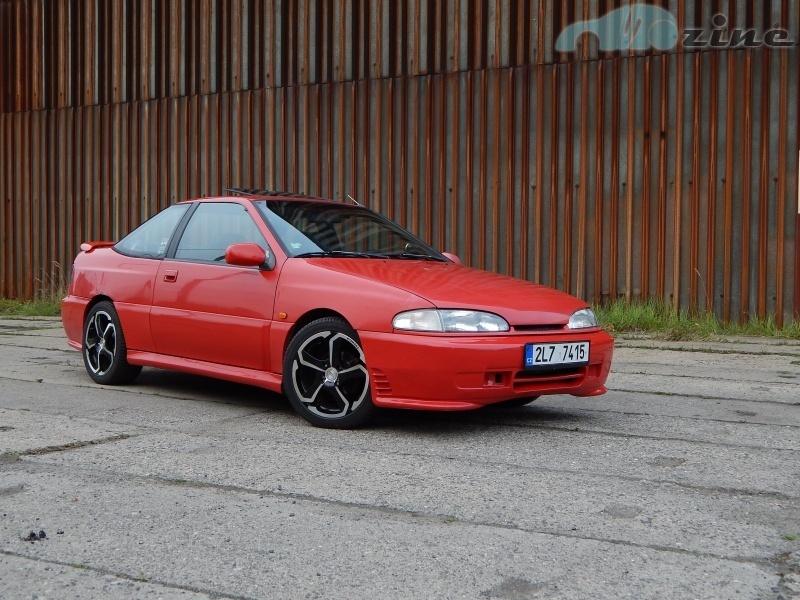 Projeli jsme dvacet let starý Hyundai Scoupe GT