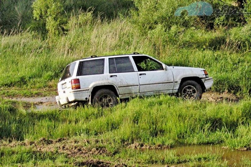 Za volantem legendy: Jeep Grand Cherokee