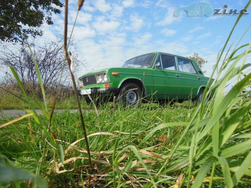 Za volantem legendy: Lada 2106