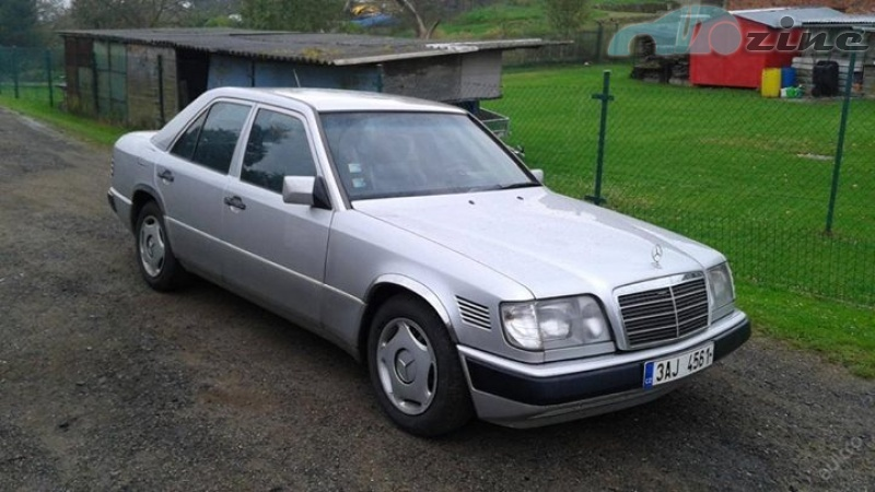 TEST Mercedes-Benz W124