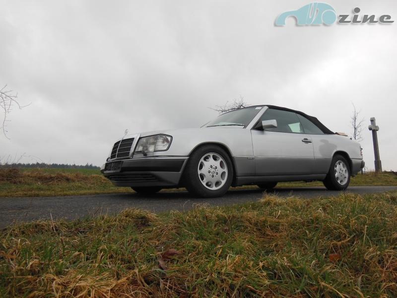 TEST Mercedes-Benz W124 Cabriolet