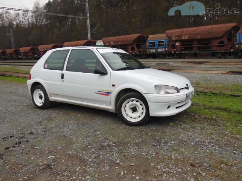TEST Peugeot 106 Rallye