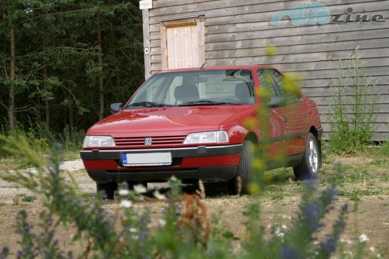 TEST Peugeot 405