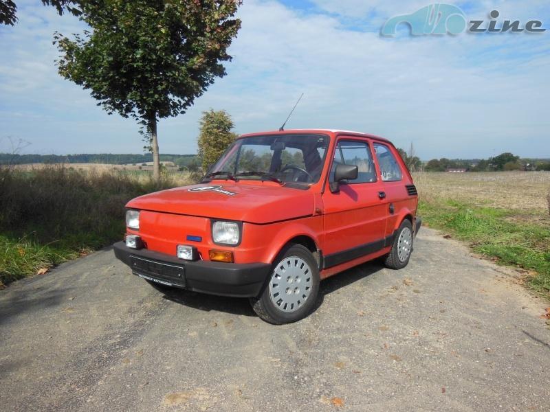 TEST FSM Polski Fiat 126P BIS