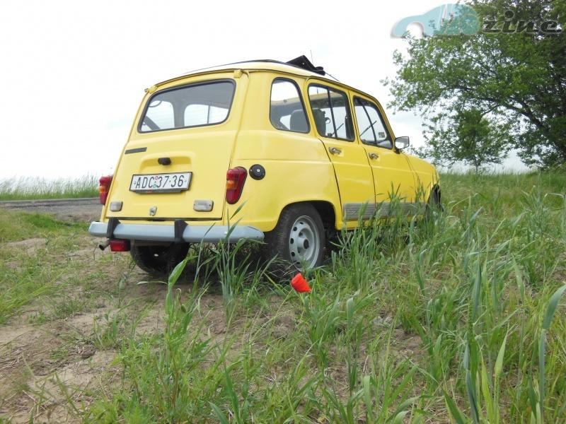TEST Renault R4