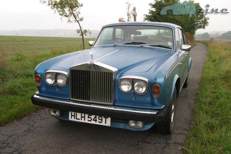 TEST Rolls-Royce Silver Shadow II