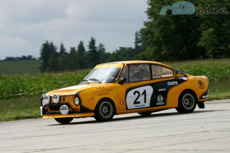 TEST Škoda 130 RS