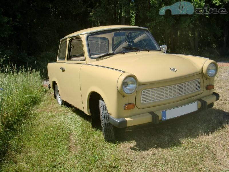Za volantem legendy: Trabant 601