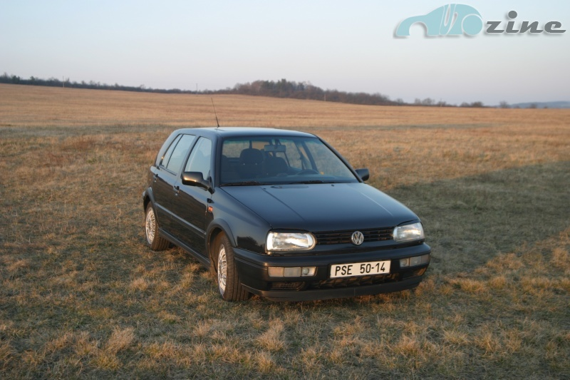 TEST Volkswagen Golf VR6