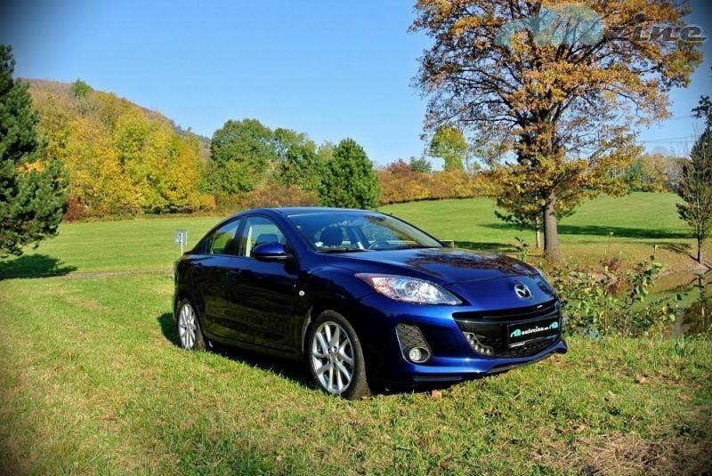 Mazda Mx 5 Rf Cena >> Test Mazda 3 2,0i i-stop – recenze Mazdy 3 – Autozine
